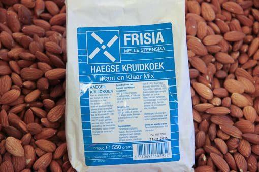 Met onze Frisia Haegse kruidkoek kant en klaarmix maakt u zelf de heerlijkste kruidkoek.