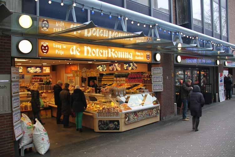 De Notenkoning in de Markthof - Den Haag