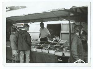 Notenkoning - Markt Maassluis in 1965 - 2