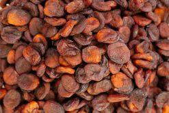 Gedroogde ongezwavelde abrikozen van de Notenkoning zijn lekker en gezond.