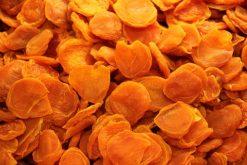 Gedroogde zure abrikozen van de Notenkoning zijn lekker en gezond.