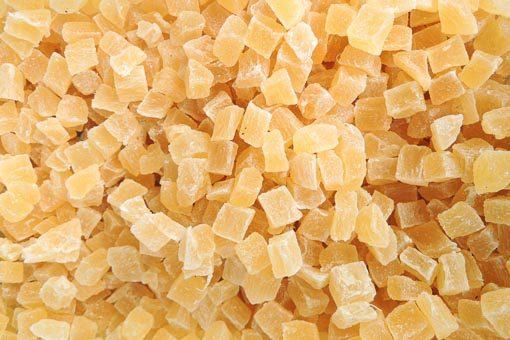 Ananas chunks of een van onze andere gedroogd fruitproducten voor dagelijks een gezonde dosis vezels, mineralen en antioxidanten