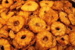 Ananasringen of een van onze andere gedroogd fruitproducten voor dagelijks een gezonde dosis vezels, mineralen en antioxidanten.