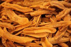 Banaan of een van onze andere gedroogd fruitproducten voor dagelijks een gezonde dosis vezels, mineralen en antioxidanten.