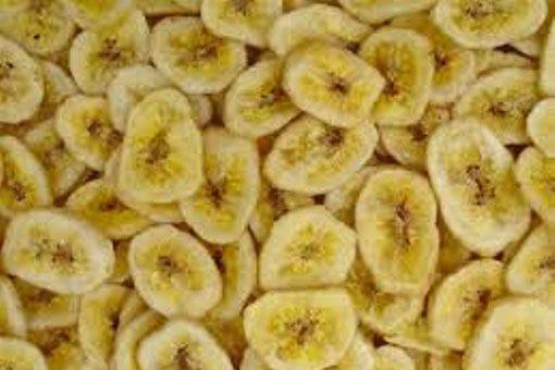 Bananenchips of een van onze andere gedroogd fruitproducten voor dagelijks een gezonde dosis vezels, mineralen en antioxidanten.