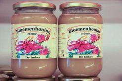 Zo uit de natuur de allerbeste bloemenhoning crème 900 gram verkrijgbaar bij de Notenkoning.