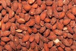 Dagelijks versgebrand dus altijd verse Gerookte amandelen (Smoked Almonds) bij de Notenkoning.