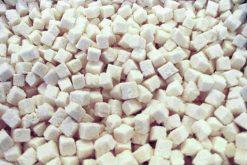 Kokosblokjes of een van onze andere gedroogd fruitproducten voor dagelijks een gezonde dosis vezels, mineralen en antioxidanten.