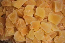 Mango chunks of een van onze andere gedroogd fruitproducten voor dagelijks een gezonde dosis vezels, mineralen en antioxidanten.