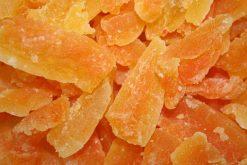Meloen chunks of een van onze andere gedroogd fruitproducten voor dagelijks een gezonde dosis vezels, mineralen en antioxidanten.