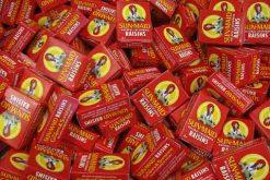 Minipack kinderrozijntjes 9 doosjes en nog veel meer bessen en rozijnen van topkwaliteit vindt u bij de Notenkoning.